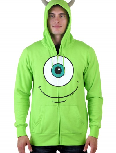 Monsters University Mike Hoodie, halloween costume (Monsters University Mike Hoodie)