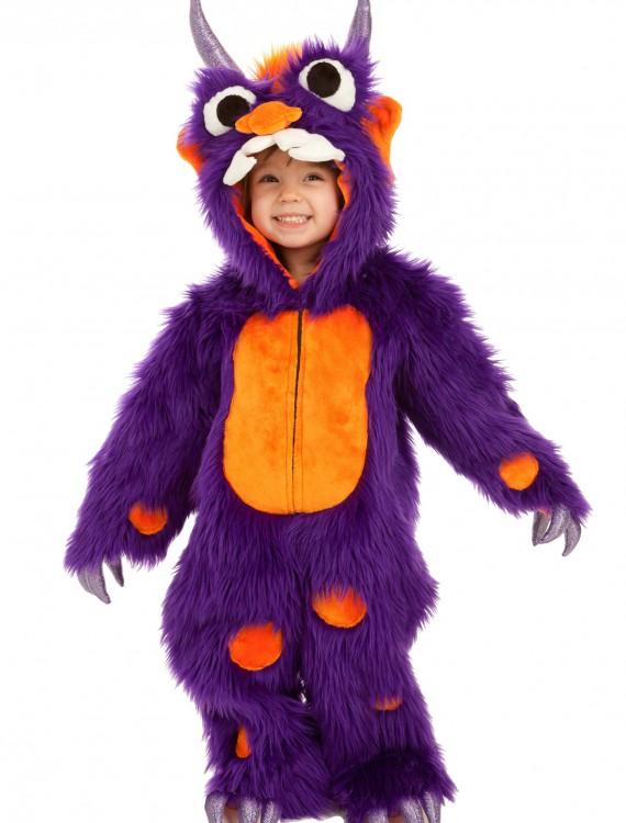 Morris the Monster Costume, halloween costume (Morris the Monster Costume)