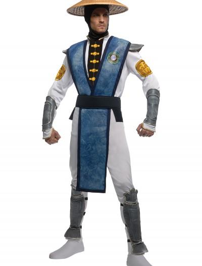 Mortal Kombat Deluxe Raiden Costume, halloween costume (Mortal Kombat Deluxe Raiden Costume)