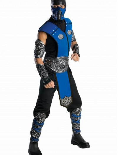Mortal Kombat Sub-Zero Costume, halloween costume (Mortal Kombat Sub-Zero Costume)