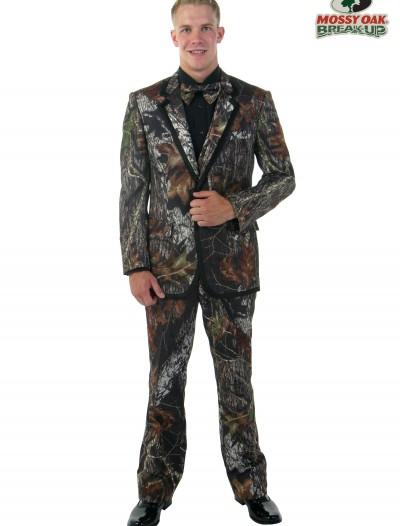 Mossy Oak New Break-Up Alpine Formal Tuxedo, halloween costume (Mossy Oak New Break-Up Alpine Formal Tuxedo)