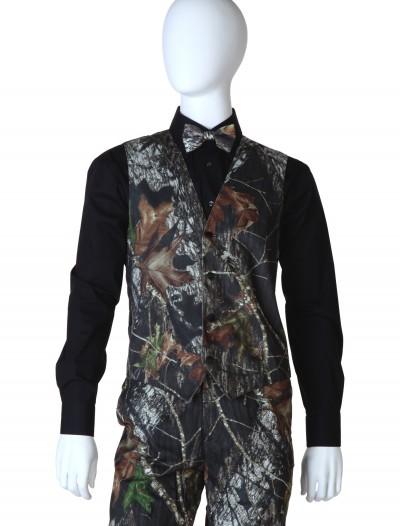 Mossy Oak Open Back Vest, halloween costume (Mossy Oak Open Back Vest)