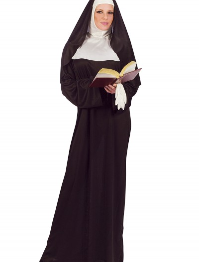 Mother Superior Nun Costume, halloween costume (Mother Superior Nun Costume)