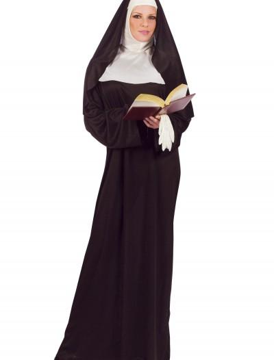 Mother Superior Nun Costume, halloween costume (Mother Superior Nun Costume)