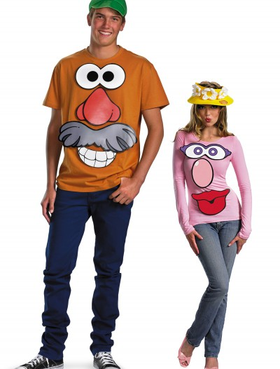 Mr. and Mrs. Potato Head Kit, halloween costume (Mr. and Mrs. Potato Head Kit)