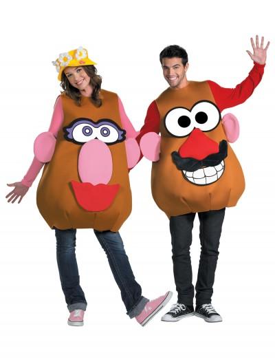 Mr / Mrs Potato Head Plus Size Costume, halloween costume (Mr / Mrs Potato Head Plus Size Costume)