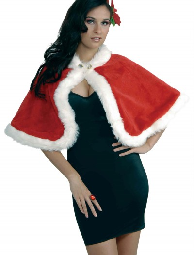 Mrs. Claus Holiday Stole, halloween costume (Mrs. Claus Holiday Stole)