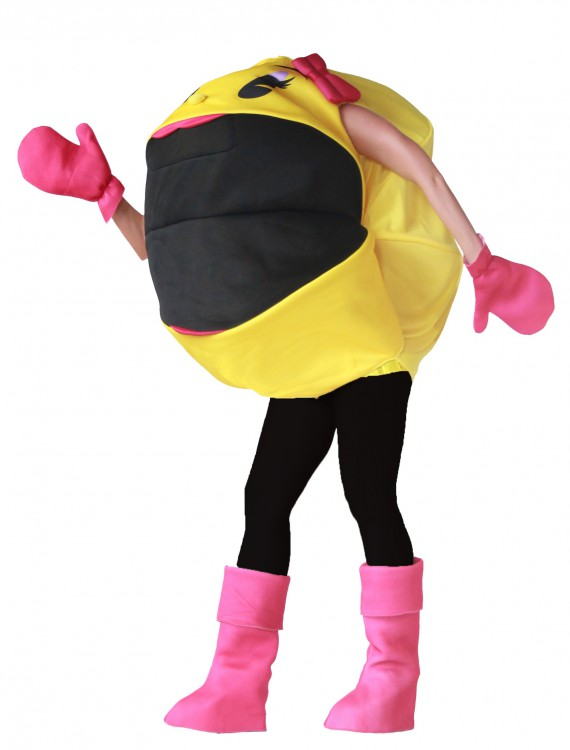 Ms Pac Man 3D Costume, halloween costume (Ms Pac Man 3D Costume)