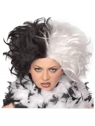Ms. Spot Wig, halloween costume (Ms. Spot Wig)