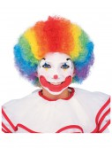 Kids Multi Color Clown Wig, halloween costume (Kids Multi Color Clown Wig)