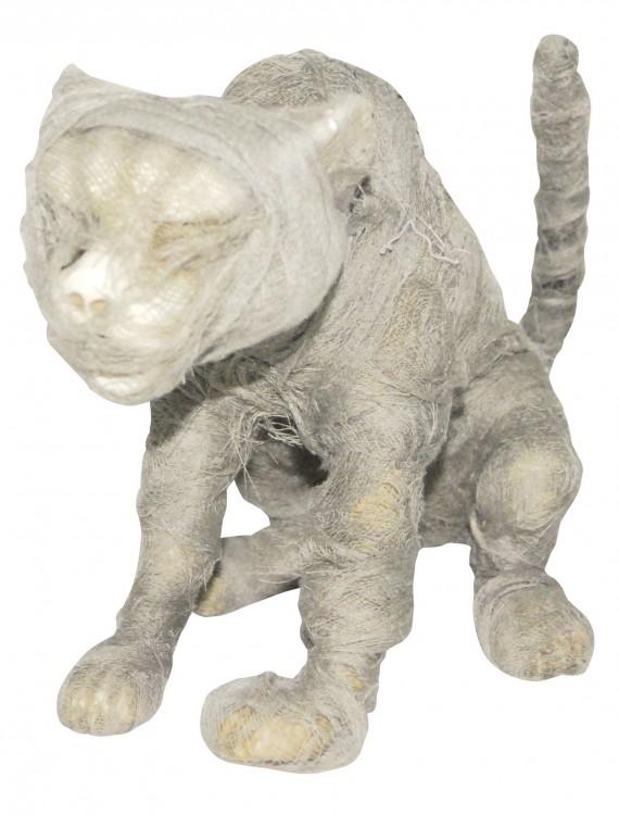 Mummy Cat, halloween costume (Mummy Cat)