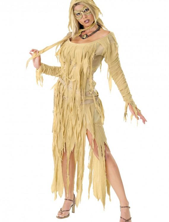 Mummy Queen Costume, halloween costume (Mummy Queen Costume)