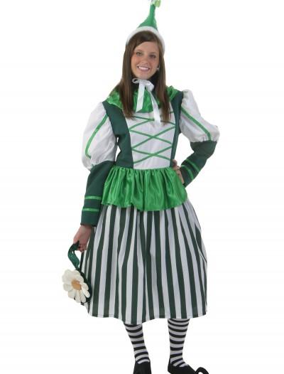 Munchkin Woman Deluxe Costume, halloween costume (Munchkin Woman Deluxe Costume)