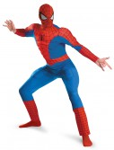 Muscle Chest Adult Spiderman Costume, halloween costume (Muscle Chest Adult Spiderman Costume)