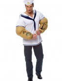 Muscle Sailor Shirt, halloween costume (Muscle Sailor Shirt)