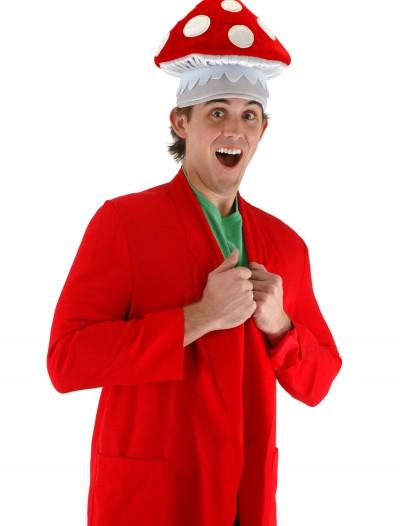 Mushroom Hat, halloween costume (Mushroom Hat)