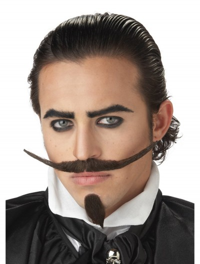 Musketeer Mustache and Chin Patch, halloween costume (Musketeer Mustache and Chin Patch)