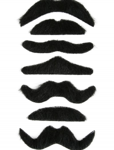 Mustache Multi Pack, halloween costume (Mustache Multi Pack)