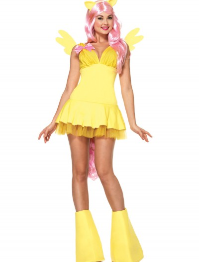My Little Pony Fluttershy Adult Costume, halloween costume (My Little Pony Fluttershy Adult Costume)