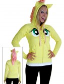 My Little Pony Fluttershy Face Hoodie, halloween costume (My Little Pony Fluttershy Face Hoodie)