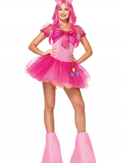 My Little Pony Pinky Pie Adult Costume, halloween costume (My Little Pony Pinky Pie Adult Costume)