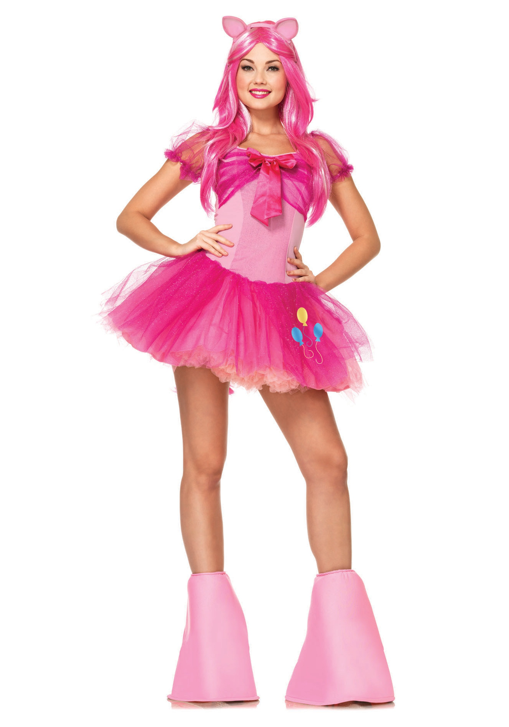 My Little Pony Pinky Pie Adult Costume - Halloween Costumes