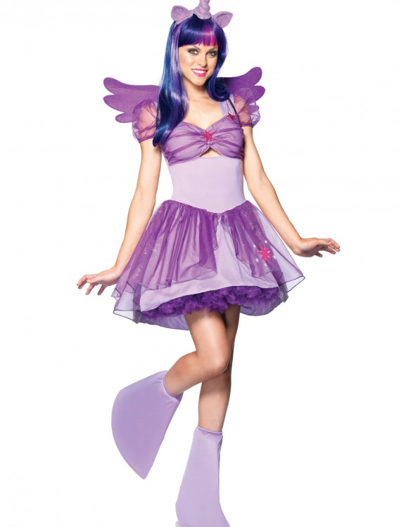 My Little Pony Twilight Sparkle Adult Costume, halloween costume (My Little Pony Twilight Sparkle Adult Costume)