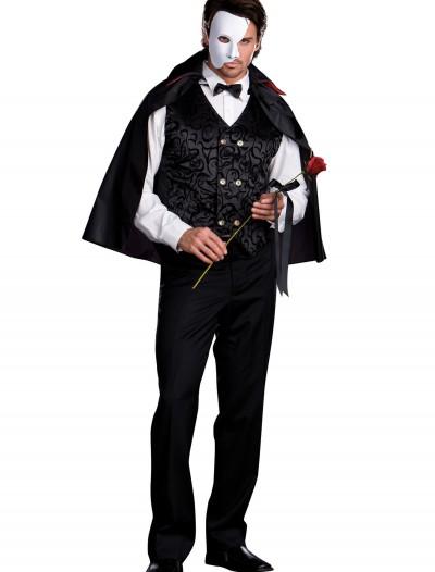 Mysterious Phantom Costume, halloween costume (Mysterious Phantom Costume)