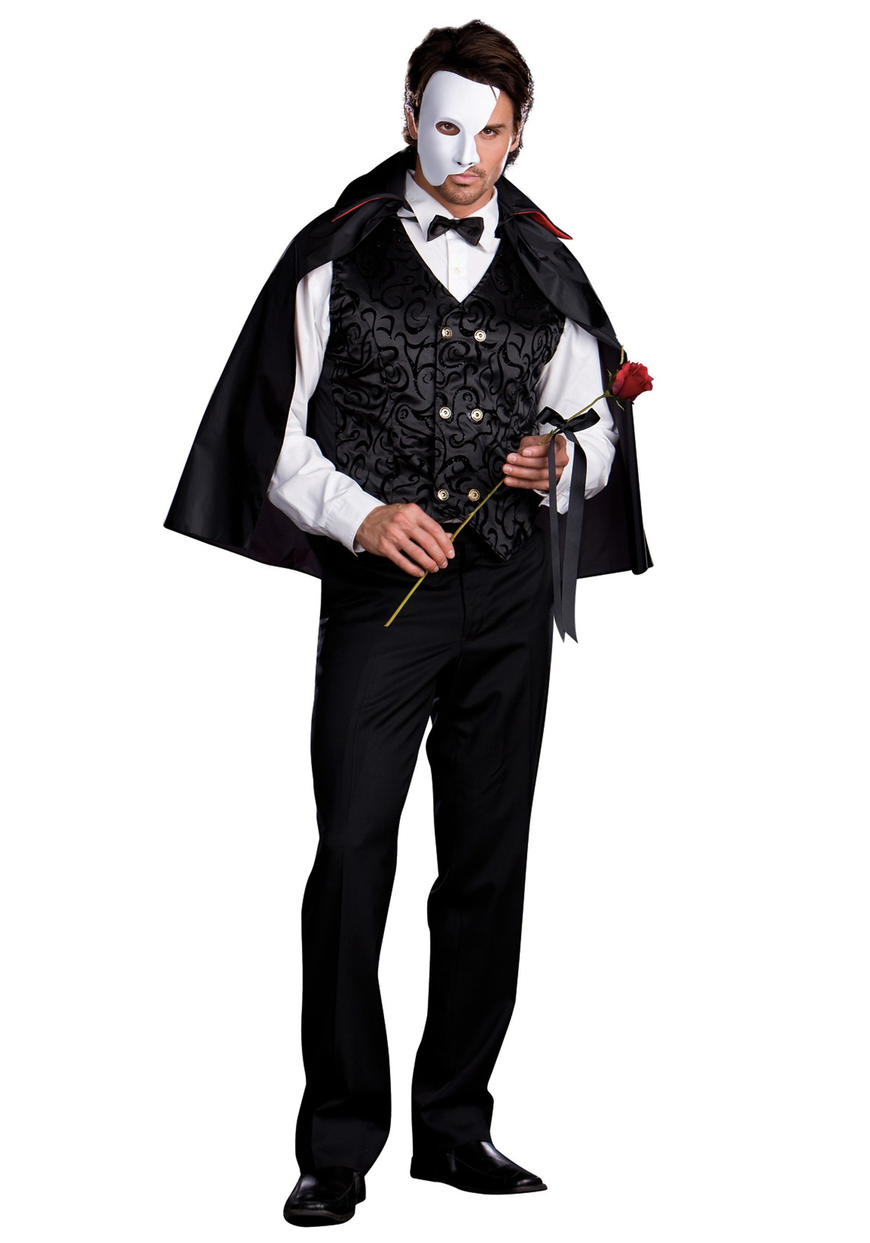 Mysterious Phantom Costume  sc 1 st  Halloween Costumes & Mysterious Phantom Costume - Halloween Costumes