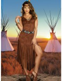 Mystic Indian Maiden Costume, halloween costume (Mystic Indian Maiden Costume)