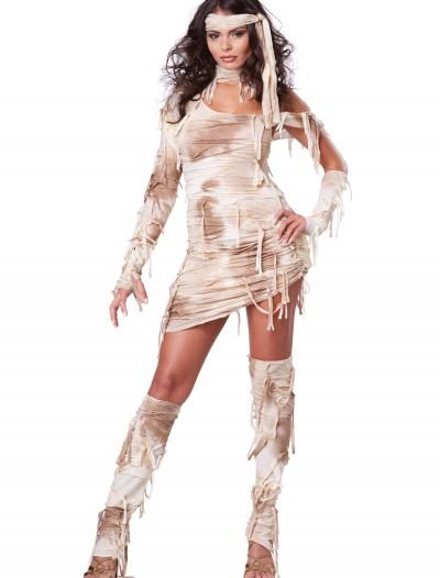 Women's Mystical Mummy Costume, halloween costume (Women's Mystical Mummy Costume)