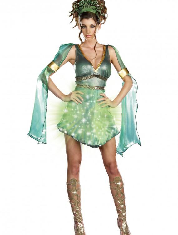 Mythical Medusa Costume, halloween costume (Mythical Medusa Costume)