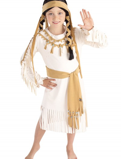 Native American Girl Costume, halloween costume (Native American Girl Costume)