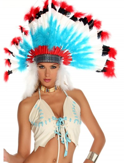 Native American Headdress, halloween costume (Native American Headdress)