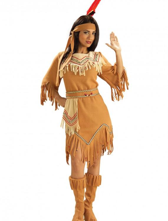 Native American Maiden Costume, halloween costume (Native American Maiden Costume)