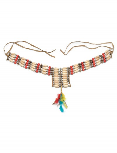 Native American Necklace, halloween costume (Native American Necklace)