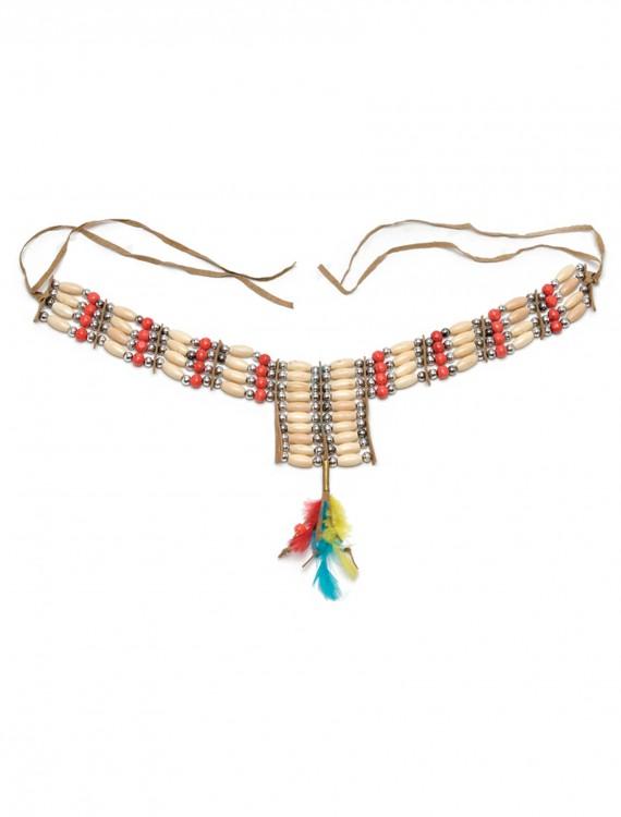 Native American Necklace, halloween costume (Native American Necklace)