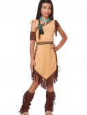 Native American Princess Girl Costume, halloween costume (Native American Princess Girl Costume)