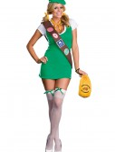 Naughty Girl Scout Costume, halloween costume (Naughty Girl Scout Costume)