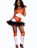Naughty Nemo Costume, halloween costume (Naughty Nemo Costume)