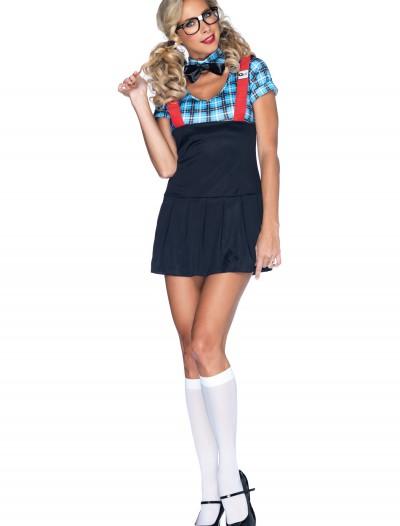 Naughty Nerd Costume, halloween costume (Naughty Nerd Costume)