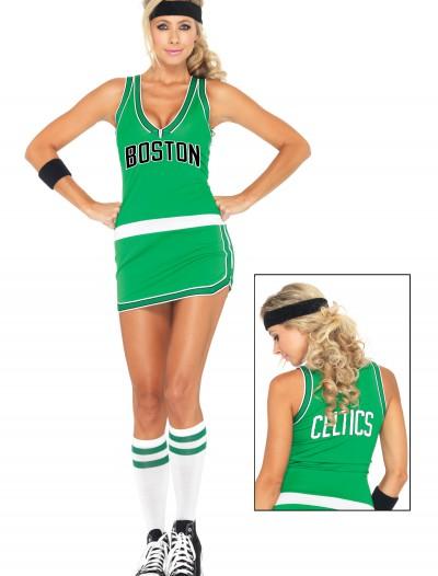 NBA Celtics Player Dress Costume, halloween costume (NBA Celtics Player Dress Costume)
