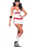 NBA Miami Heat Dress Costume, halloween costume (NBA Miami Heat Dress Costume)