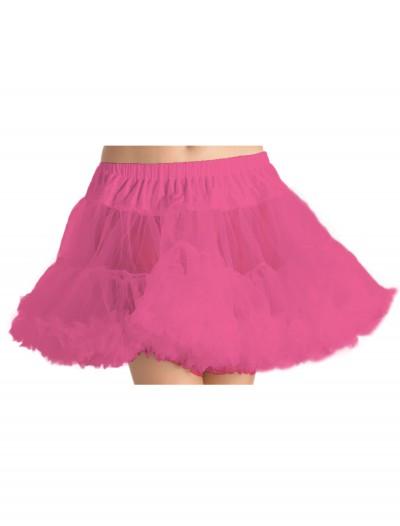 Neon Pink Petticoat, halloween costume (Neon Pink Petticoat)