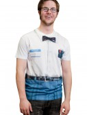Nerd T-Shirt, halloween costume (Nerd T-Shirt)