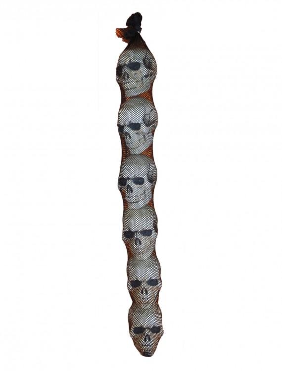 Net Bag of Skulls, halloween costume (Net Bag of Skulls)
