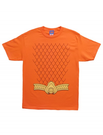 New Aquaman Costume T-Shirt, halloween costume (New Aquaman Costume T-Shirt)