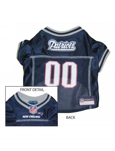 New England Patriots Dog Mesh Jersey, halloween costume (New England Patriots Dog Mesh Jersey)