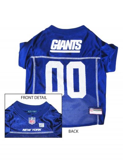 New York Giants Dog Mesh Jersey, halloween costume (New York Giants Dog Mesh Jersey)