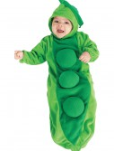Newborn Baby Pea in the Pod Costume, halloween costume (Newborn Baby Pea in the Pod Costume)